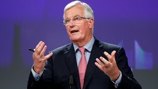 Brexit: A Conversation With Michel Barnier