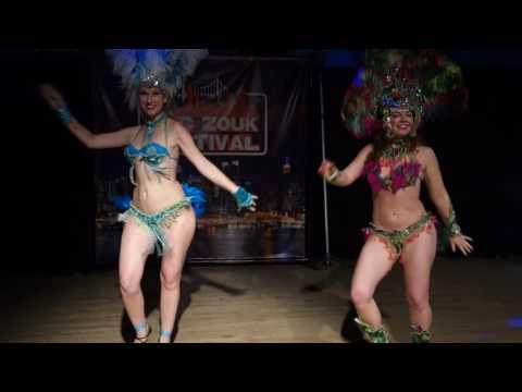00123 NYCZF2016 Samba Divas ~ video by Zouk Soul