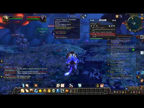 World of Warcraft Zangarmarsh part 5