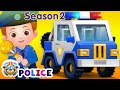 ChuChu TV Police for Kids Season 2 Awards Ceremony - Bravery Awards for Saving the City from Thieves MP3
