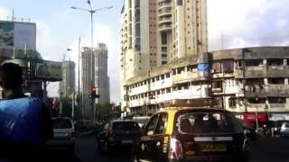 Mumbai City Skyscrapers Parel West