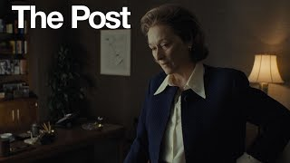 """The Post   """"They've Been Lying for 30 Years"""" TV Commercial   20th Century FOX"""