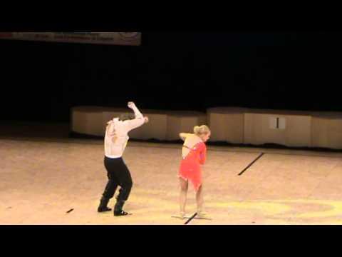 Dmitrij Levko & Margarita Mokhoreva - World Masters Döbeln 2011