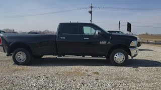 2018 Ram 3500 Tulsa, Broken Arrow, Bixby, Claremore, Owasso, OK DT3078