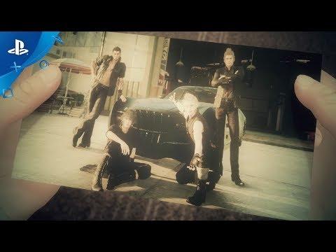 FINAL FANTASY XV – Episode Prompto Trailer   PS4