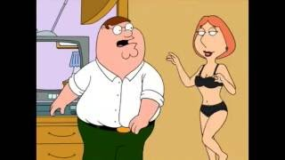 FAMILY GUY Lois Griffin get's nasty as usual