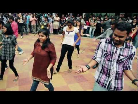 """ Why This Kolaveri Di "" MALAYSIA Flash Mob - Official Video HD 2012"