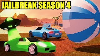 JAILBREAK SEASON 4 UPDATE TONIGHT! EVERYTHING YOU NEED TO KNOW Roblox