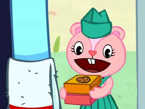Happy Tree Friends Cartoons Seris You are bakin me crazy Re LENZ ZOOM