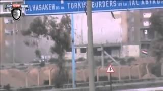 الأكراد يسيطرون على مواقع بالرقة
