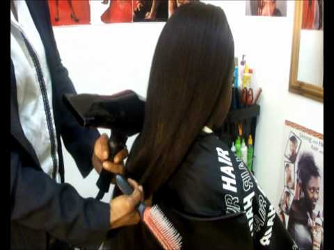 LEARN HOW TO STYLE TREE BRAIDS WEAVE