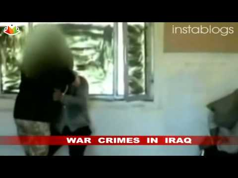 New claims of British war crimes in Iraq