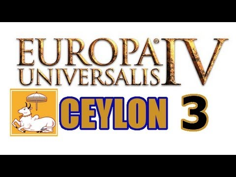 Europa Universalis 4 IV Ceylon Ironman Hard 3