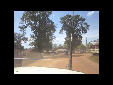 Sud Sudan - Isohe -Vita quotidiana dei volontari AVSI in un villaggio del Sud Sudan