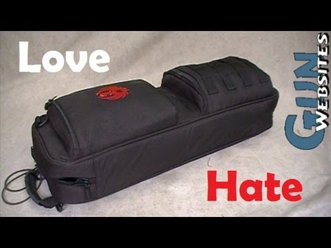 Ruger 10-22 Takedown Bag Review