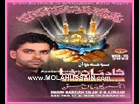 2013 Noha By Shadman Raza - Haye Sakina - Www.molahussain video