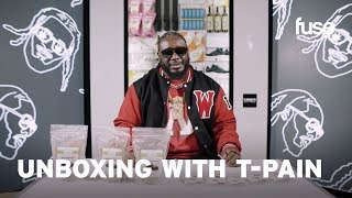 Unboxing with T-Pain at ComplexCon | Episode 3 | Fuse