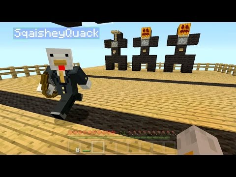 Minecraft Xbox Sky Den Training Day 38