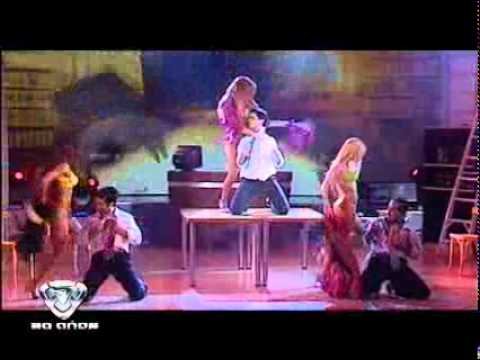 Showmatch 2009 - El destape de Silvina Luna