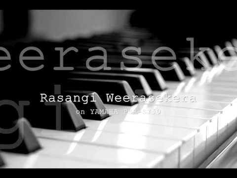 Ahasata Sonduruda Sanda Ketharam [instrumental] ~ Rasangi Weerasekera video
