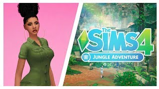 🤔LETS PLAY THE SIMS 4 JUNGLE ADVENTURE || EPISODE #2 || WILL SHE MAKE IT?💚