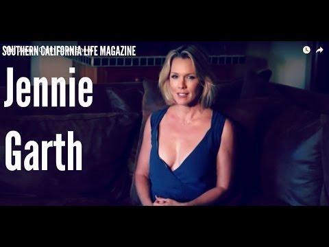 The Jennie Garth Cover Shoot