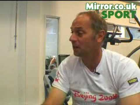 Sir Steve Redgrave Interview Video