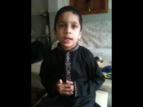 Naat E Sarkar Ki Parta Hoon Mein By Little Boy Saif-ul-islam video