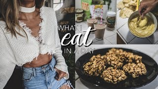 What I Eat In A Day // Vegan Junk Food