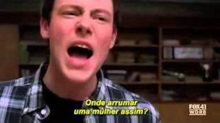 glee 1x18 - jessie