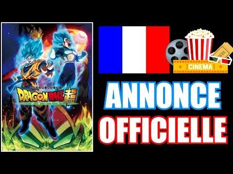 SORTIE DU FILM DRAGON BALL SUPER: BROLY ANNONCÉE AU CINÉMA EN FRANCE OFFICIELLEMENT ! (DBS) -PLT#341