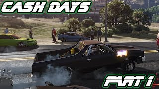 HUGE STREET OUTLAW CASH DAYS! PART 1 [EL CO VS BOOSTED VS MORE!]