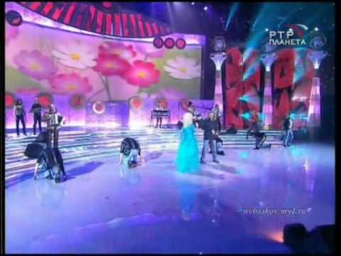 Юбилейный концерт Надежды Кадышевой и ансамбля Золотое Кольцо