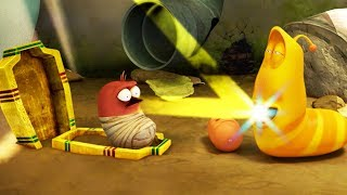 LARVA - ACIENT MUMMY   Cartoon Movie   Cartoons For Children   Larva Cartoon   LARVA Official