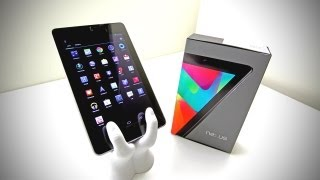 Google Nexus 7 Unboxing & Overview (By ASUS)