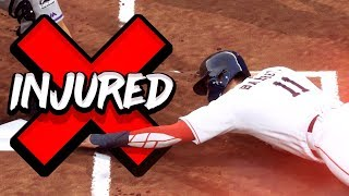 THE INJURY THAT COULD END THE SEASON! MLB The Show 18 Road To The Show