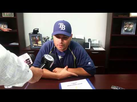 Rays' Kevin Cash Talks About Decision To DFA Grant Balfour
