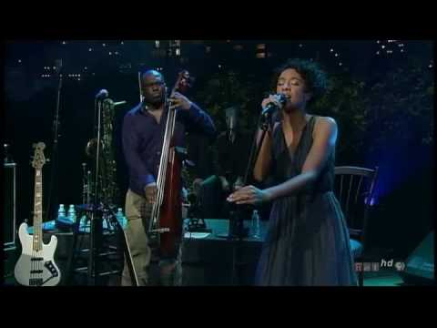Corinne Bailey Rae - Led Zeppelin Cover - Live