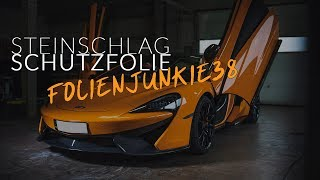 FOLIENJUNKIE38 - McLaren 570S Steinschlagschutz | Lackschutzfolie