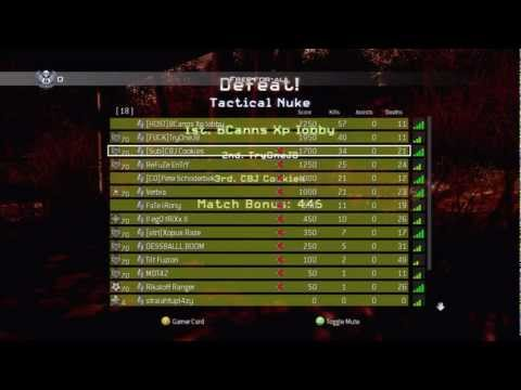 FREE! MW2 XP Lobby Xbox 360 June 2013