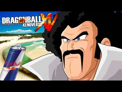 MR. SATAN TOMA RED BULL - Dragon Ball Xenoverse #6 (PT-BR)