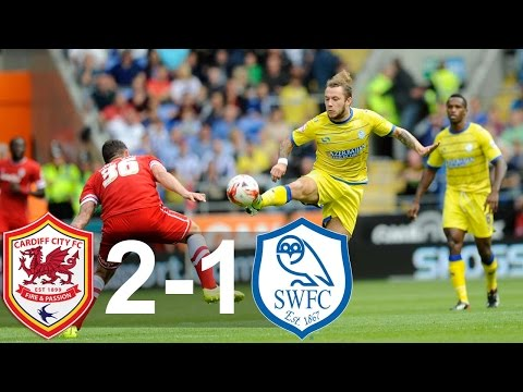 Cardiff City v Sheffield Wednesday | 2014/15 Sky Bet Championship highlights