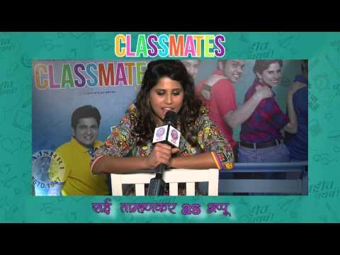#yaariyan With Sai Tamhankar - First Song From Classmates Marathi Movie video