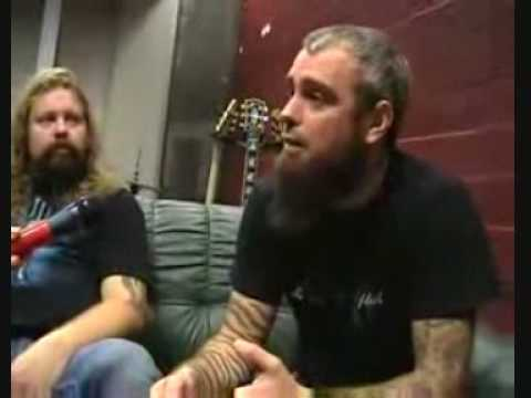 In Flames interview part 1