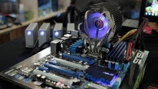 Thunderbolt for PC_ Overview, Tour & Demo featuring the ASUS P8Z77-V Premium Motherboard