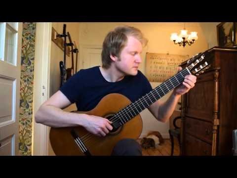 Fernando Sor - Study No 6 Opus 35
