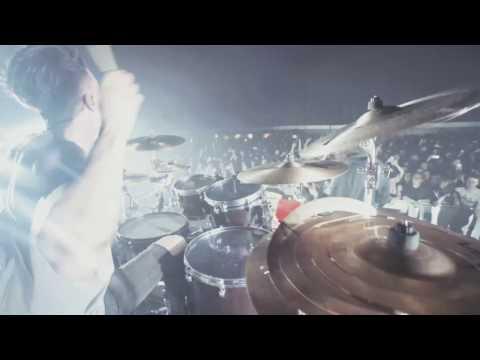 Lower Than Atlantis - 'WORK FOR IT' Eddy Thrower drum cam thumbnail