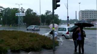 30-07-2011 Flood in Tallinn @ Tuukri part 1 LQ