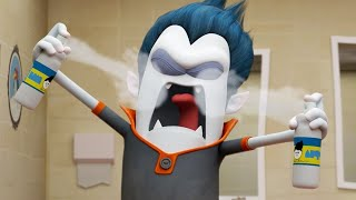 Spookiz   ¡No hagan esto en casa!   Dibujos animados para niños   WildBrain