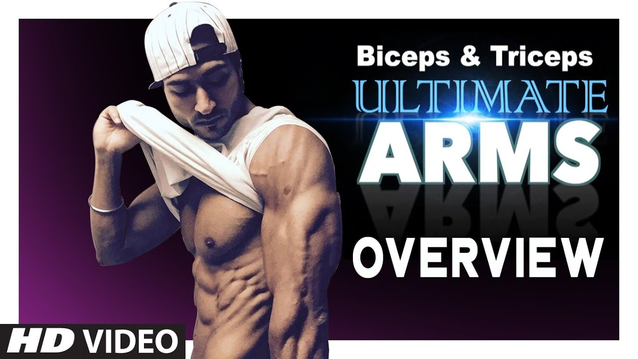 Workout Calendar By Guru Mann : Program overview quot ultimate arms biceps triceps